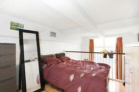 Stunning 1 bedroom split level flat!