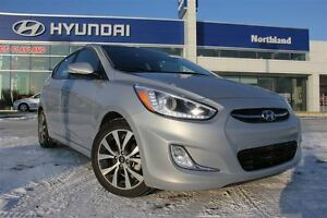 2016 Hyundai Accent GLS/ECO/Alloys/Bluetooth/Sunroof