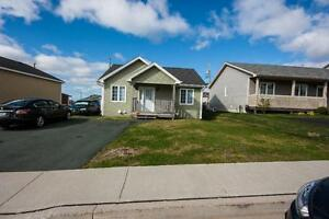 23A Brodie St. – Bright 3 Bdrm Apartment in Mount Pearl