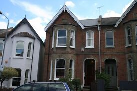 2 Double bedroom flat to rent with large storeroom and private garden
