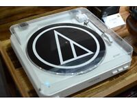 Audio Technica at lp 60 bt vinyl record player turntable