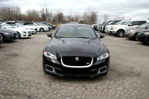 2014 Jaguar XJ XJ-R CERTIFIED & E-TESTED! **WINTER SPECIAL!**