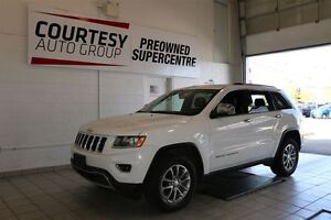 2014 Jeep Grand Cherokee Limited | Luxurious | Parking Sensors |