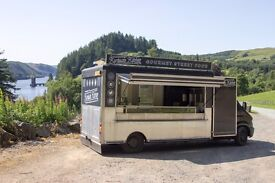 One of a Kind Food Truck For Sale!