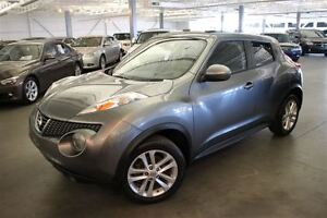 2011 Nissan Juke SV 4D Utility FWD at