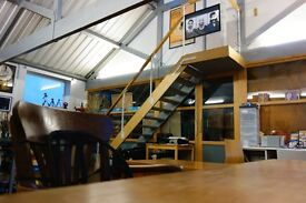 Bright, fun, quirky, self contained office space in Holloway N19