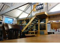 Bright, fun, quirky office space in Holloway N19 - all bills and rates included in monthly rent.