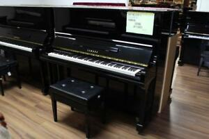 Yamaha Upright Pianos & Other Japanese Brands www.musicm.ca Quality Instruments With Warranty comes with Delivery Tuning