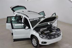 2015 Volkswagen Tiguan 4Motion Trendline Sieges Chauffants+Camer
