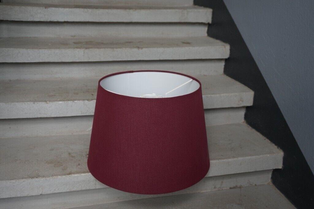 RYRA wine red, Lamp shade, 44 cm IKEA
