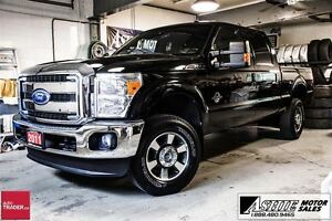 2011 Ford F-350 SUPER DUTY LARIAT! DIESEL! CREW! 4x4! Kingston Kingston Area image 1