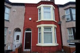 2 bedroom house in Shelley Street, Liverpool, L20 (2 bed)