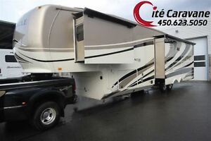 2012 Jayco pinnacle 35 LFKS fith-wheel 2012 FULL PAINT ! 3 ex