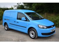 Volkswagen Caddy Maxi 1.6TDI Camper Day Van Low Mileage FSH No VAT