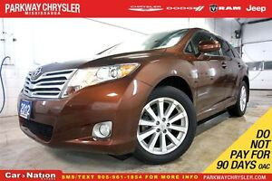 2012 Toyota Venza ALL-WHEEL DRIVE| BLUETOOTH| DUAL CLIMATE & MOR