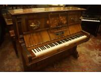 German antique piano. Tuned & UK delivery available