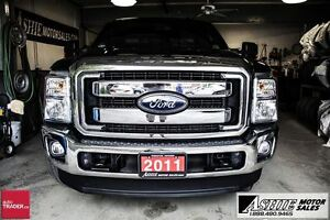 2011 Ford F-350 SUPER DUTY LARIAT! DIESEL! CREW! 4x4! Kingston Kingston Area image 2