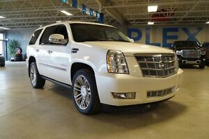 2011 Cadillac Escalade Platinum, DVD, Heated and Cooled Seats, U