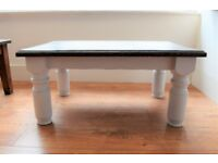 Handcrafted Solid Pine Coffee Table