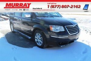 2010 Chrysler Town & Country LIMITED *Sunroof, Heated Seats, Dou