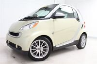 2009 smart fortwo passion**SIÈGES CHAUFFANTS + MAGS + A/C**
