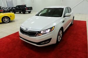 2013 Kia Optima EX TURBO, CUIR ECRAN TACTILE, BAN