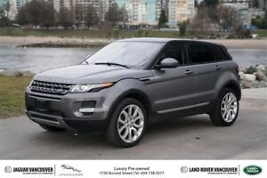 2015 Land Rover Range Rover Evoque Pure Plus Low KM! *Certified