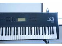 Classic Korg X3 Synth
