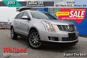 2013 Cadillac SRX LOADED UP! PERFORMANCE COLLECTION/AWD/SUNROOF/