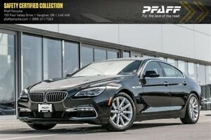 2016 BMW 6 Series xDrive Gran Coupe ACCIDENT FREE | ONLY 21K