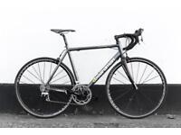 Boardman team road bike carbon fork 55 cm