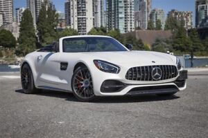 2018 Mercedes-Benz AMG GT C Roadster *Rare - Edition 50*