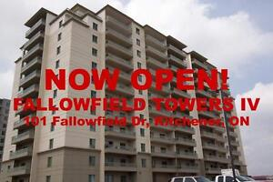 Fallowfield Towers IV - The Poplar Apartment for Rent Kitchener / Waterloo Kitchener Area image 1