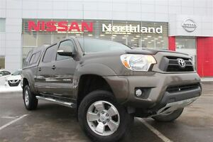 2014 Toyota Tacoma V6 Double Cab/ TRD/ One Owner/ Like New