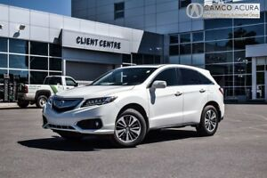 2016 Acura RDX Elite Pkg, Leather, Nav, Sunroof