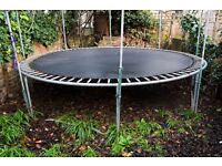 Very nice 13ft used trampoline
