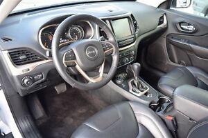 2016 Jeep Cherokee Limited, NAVIGATION, LTR, REAR CAM, REMOTE ST Regina Regina Area image 13