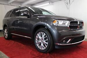 2016 Dodge Durango Limited * 7 PASSAGERS, AWD, GPS, DVD
