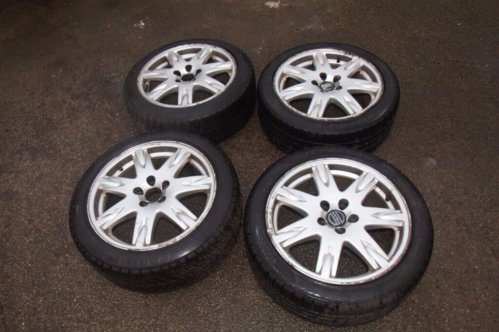 Volvo V70 Ii 17 Quot Thor Wheels Amp Winter Tyres In