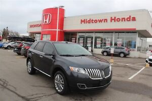 2014 Lincoln MKX AWD*PANOROOF*LTHR*LTHR