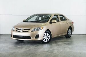 2013 Toyota Corolla CE (A4) Finance for $43 Weekly OAC