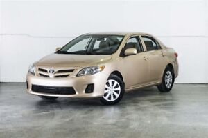 2013 Toyota Corolla CE (A4) CERTIFIED Finance for $43 Weekly OAC