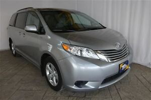 2016 Toyota Sienna LE 8 PASSENGER, DUAL PWR SLIDING DOORS, BACK-