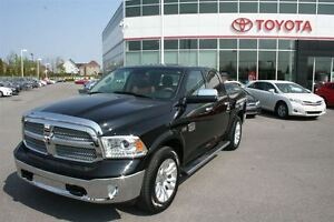 2013 Ram 1500 Laramie Longhorn  5.7L **QUADRA-LIFT+NAVIGATION+TO