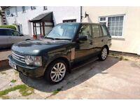 Range Rover Vogue - 2004 Diesel engine