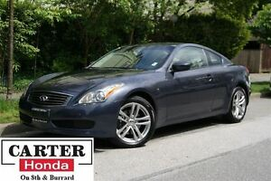2009 Infiniti G37X Premium + AWD + LOCAL + ACCIDENTS FREE!
