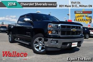 2014 Chevrolet Silverado 1500 2LZ/1-OWNER/Z71/V8/20-INCH WHLS/RE