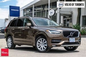 2016 Volvo XC90 T6 AWD Momentum *CPO Ext Warr to 2021*