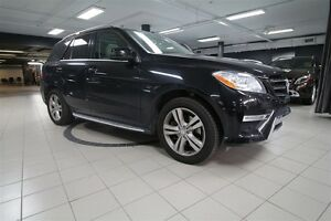 2012 Mercedes-Benz M-Class ML 350 BlueTEC + Premium / Aide à la