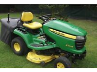 John Deere X300R Lawntractor Lawn Mower Tractor Ride-On Lawnmower For Sale Armagh Area